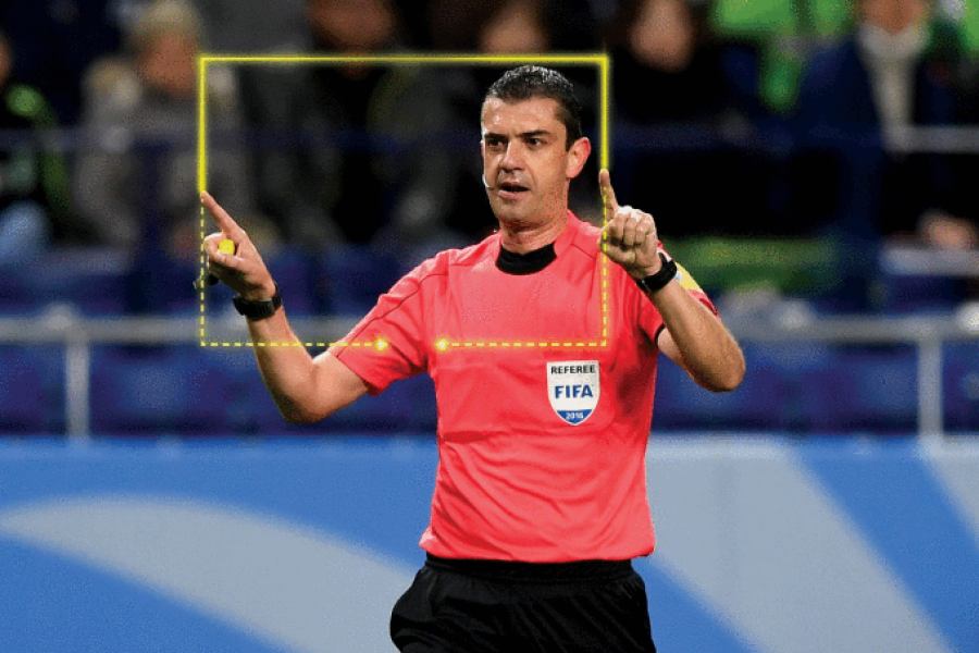 As faces do VAR