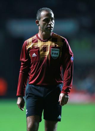 Duarte Gomes, ex-árbitro português