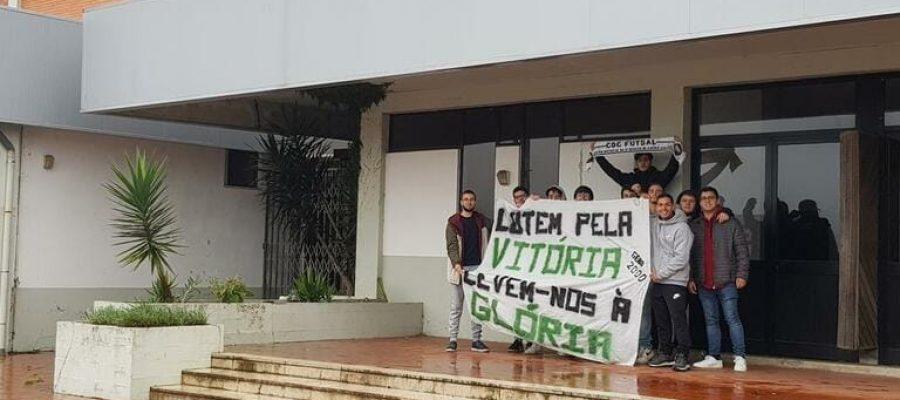 O exemplo mora em Aveiro